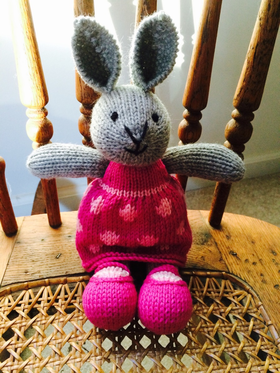 Bunny Finished!