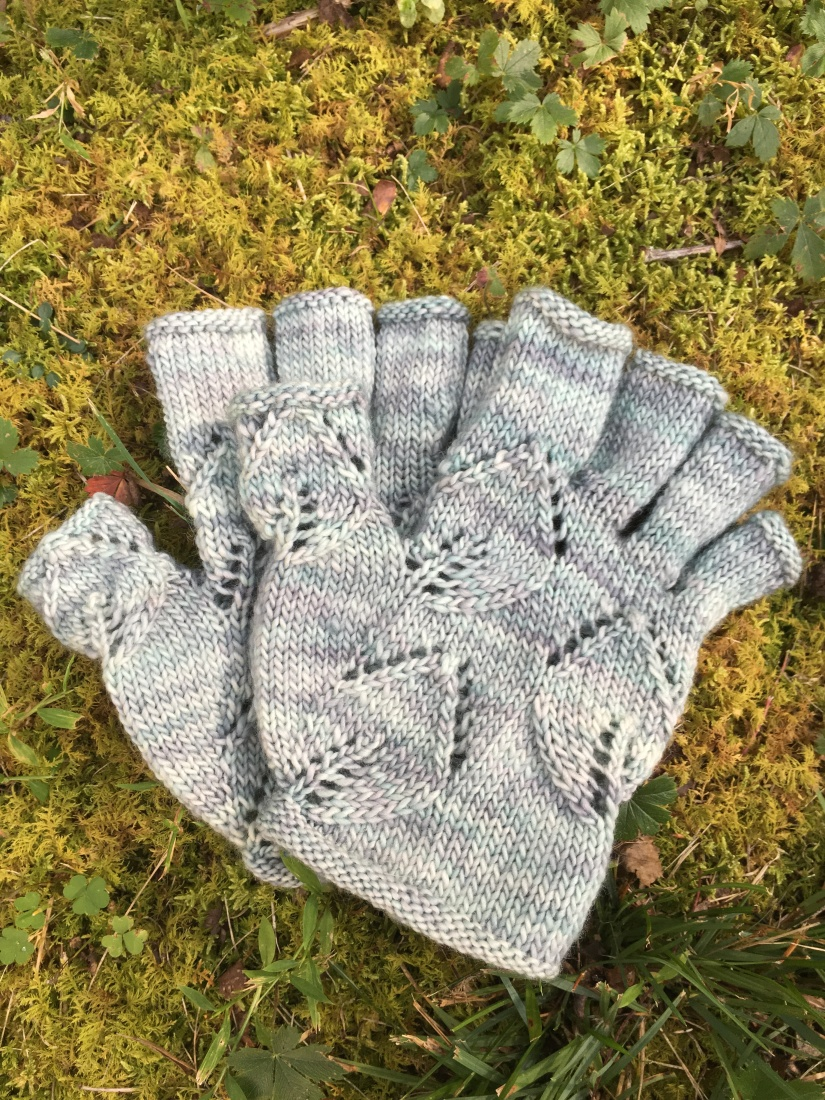 New pattern released sarah inskeep designs and now to spread the joy and celebrate this pattern release im offering two discount options on my twin leaf gloves pattern bankloansurffo Choice Image