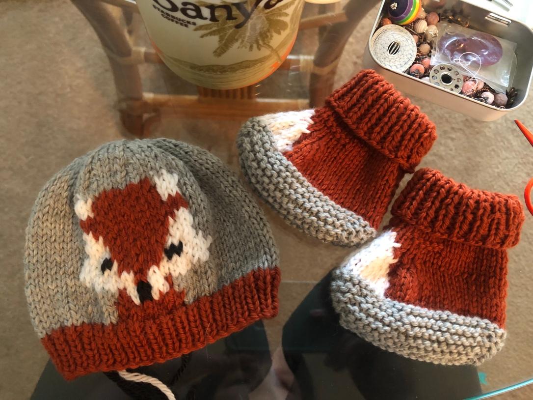 Vacation Knitting – sarah inskeep designs